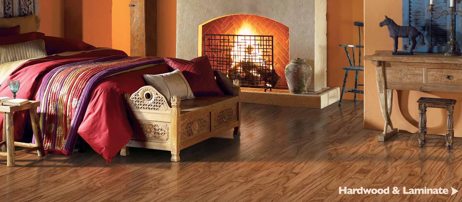 Hardwood, Laminate and Luxury Vinyl Planks